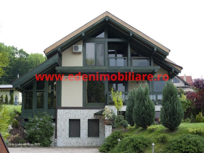 Casa/vila de vanzare in Cluj, zona Faget, 950000 eur