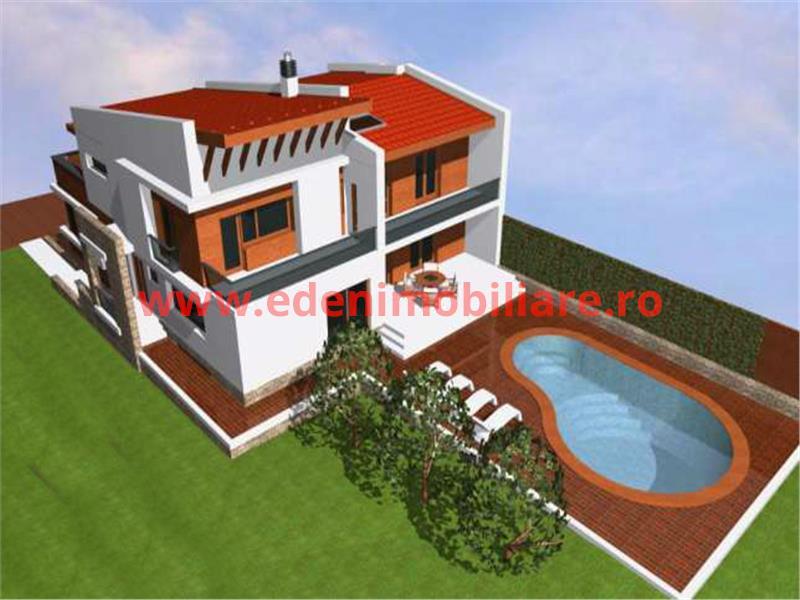 Casa/vila de vanzare in Cluj, zona Faget, 265000 eur