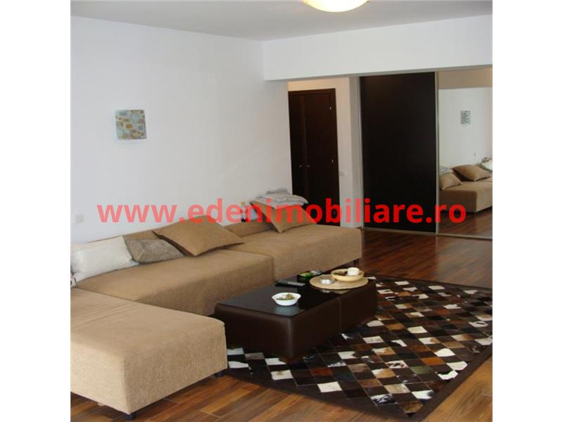 Apartament 2 camere de inchiriat in Cluj, zona Plopilor, 480 eur