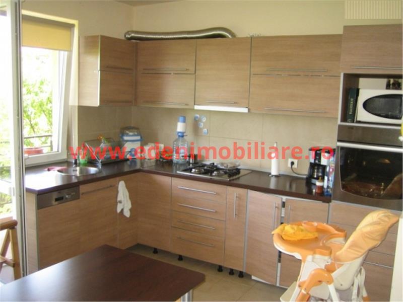 Inchiriere apartament 3 camere in Cluj, zona Andrei Muresanu, 580 eur