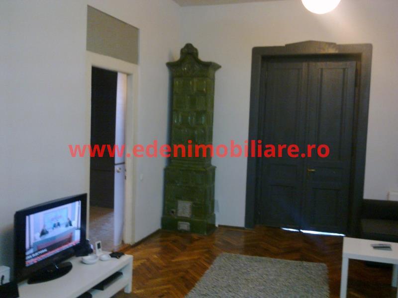 Apartament 3 camere de vanzare in Cluj, zona Centru, 175000 eur