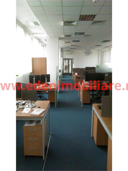 Spatiu de birou de inchiriat in Cluj, zona Semicentral, 14.5 eur