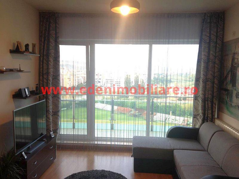 Apartament 2 camere de inchiriat in Cluj, zona Gheorgheni, 420 eur