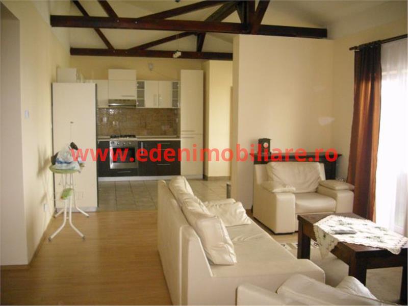 Apartament 4 camere de inchiriat in Cluj, zona Andrei Muresanu, 900 eur