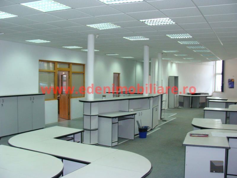 Spatiu de birou de inchiriat in Cluj, zona Iris, 1600 eur