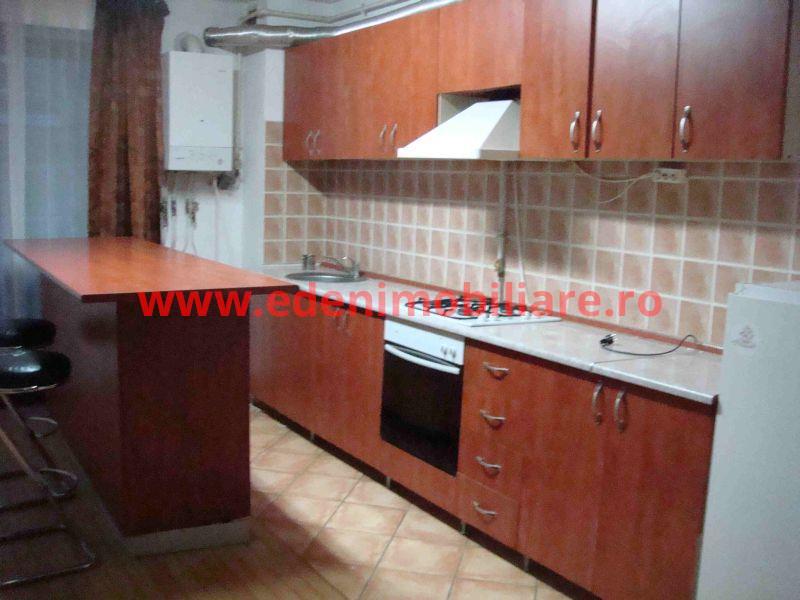Apartament 3 camere de inchiriat in Cluj, zona Buna-Ziua, 400 eur