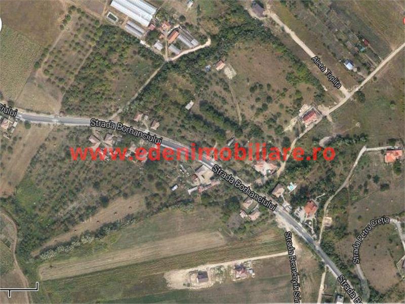 Teren de vanzare in Cluj, zona Borhanci, 60 eur