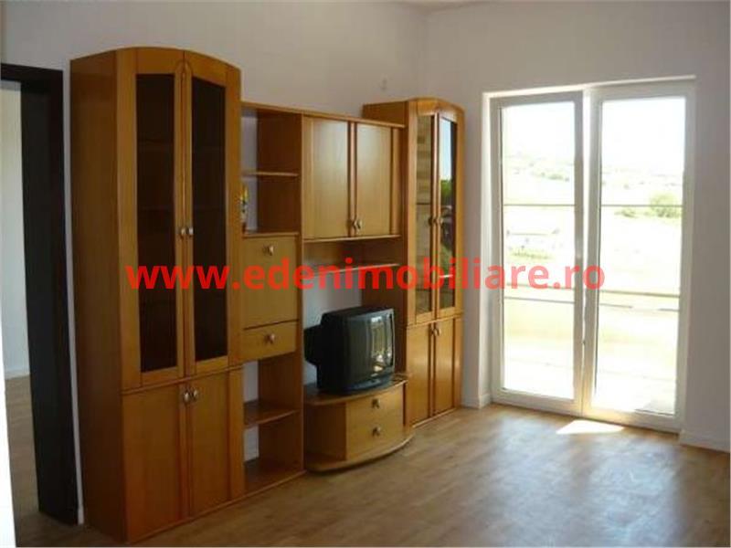 Apartament 2 camere de inchiriat in Cluj, zona Iris, 300 eur