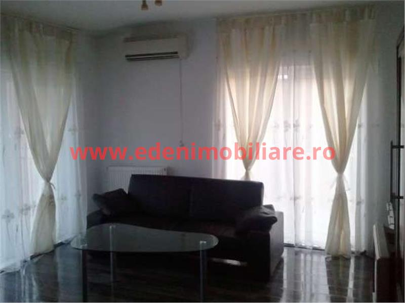 Inchiriere apartament 2 camere in Cluj, zona Floresti, 220 eur