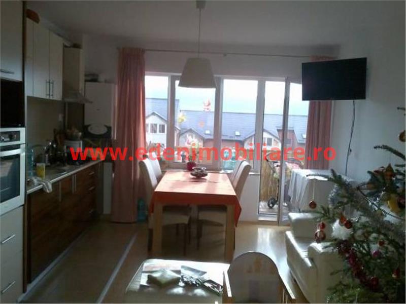 Apartament 2 camere de vanzare in Cluj, zona Baciu, 53500 eur