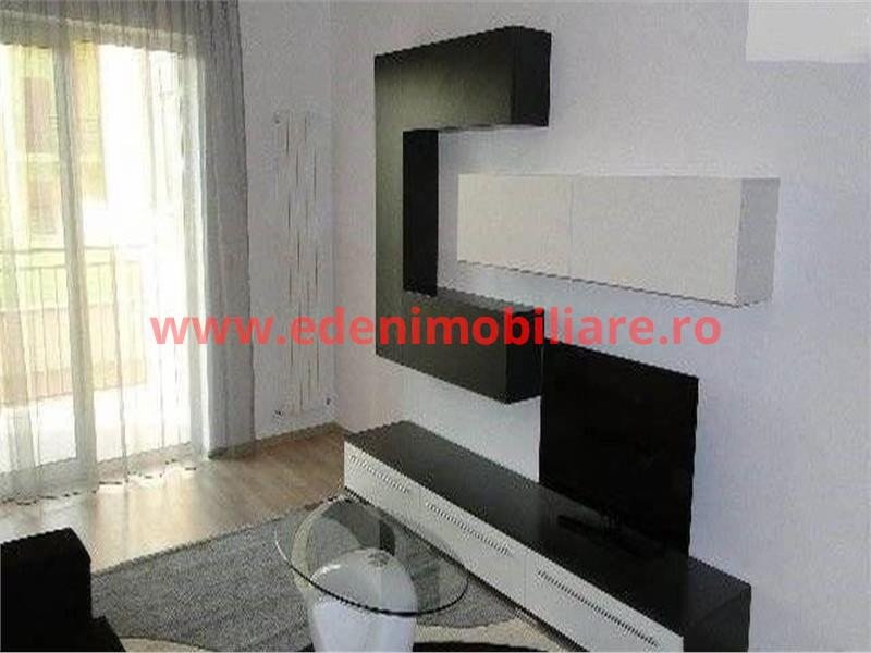 Apartament 1 camera de inchiriat in Cluj, zona Semicentral, 450 eur