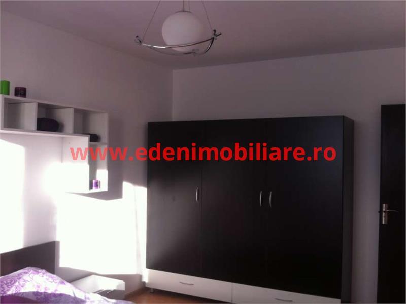 Apartament 2 camere de inchiriat in Cluj, zona Calea Turzii, 500 eur