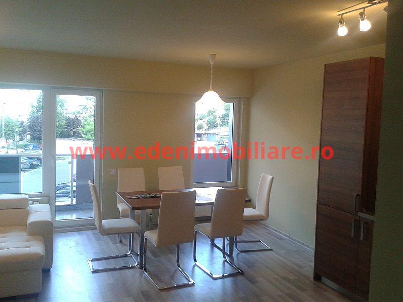 Apartament 3 camere de vanzare in Cluj, zona Marasti, 100000 eur