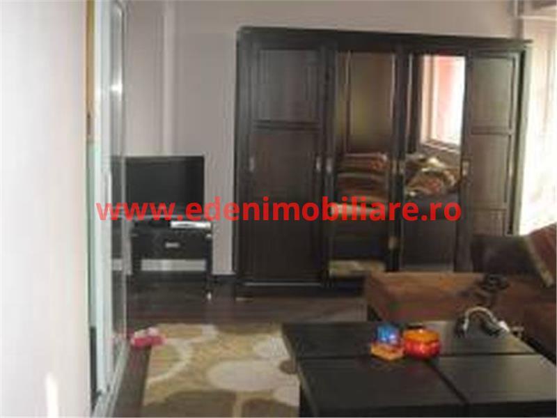 Apartament 2 camere de inchiriat in Cluj, zona Gheorgheni, 320 eur