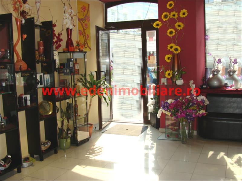 Spatiu Comercial  de inchiriat in Cluj, zona Centru, 2000 eur