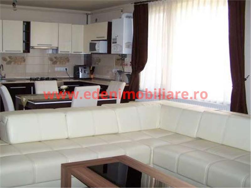 Apartament 3 camere de vanzare in Cluj, zona Floresti, 54500 eur