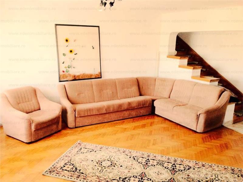 Inchiriere apartament 3 camere in Cluj, zona Gheorgheni, 550 eur