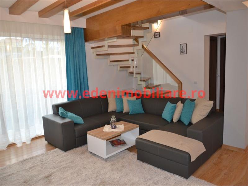 Casa/vila de inchiriat in Cluj, zona Andrei Muresanu, 1500 eur