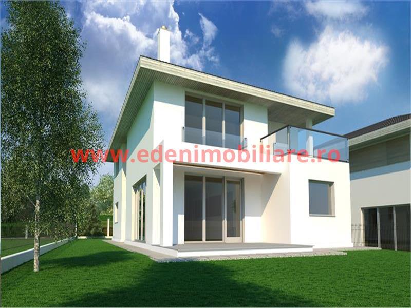 Casa/vila de vanzare in Cluj, zona Manastur, 170000 eur