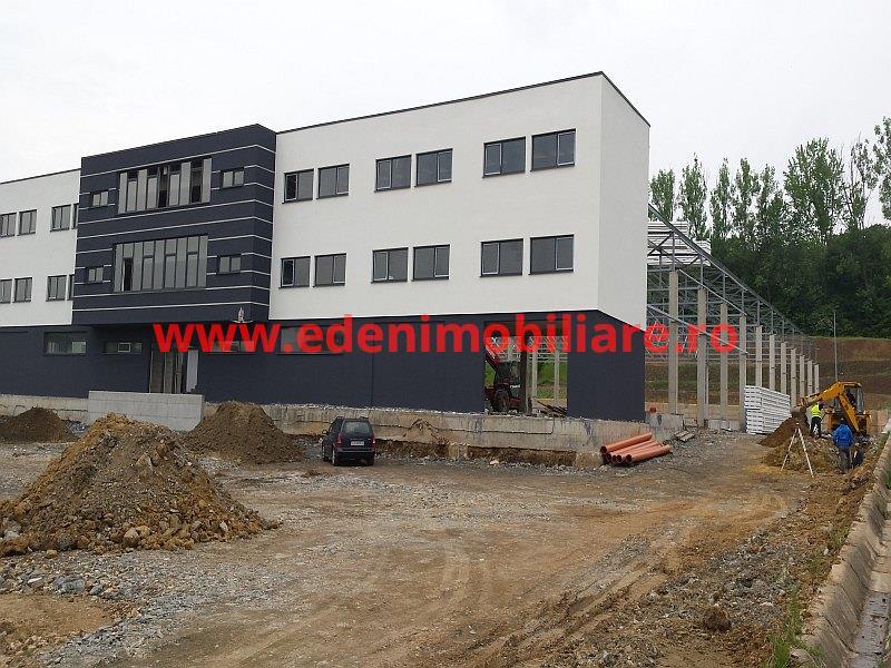 Hala depozitare de vanzare in Cluj, zona Baciu, 1000 eur