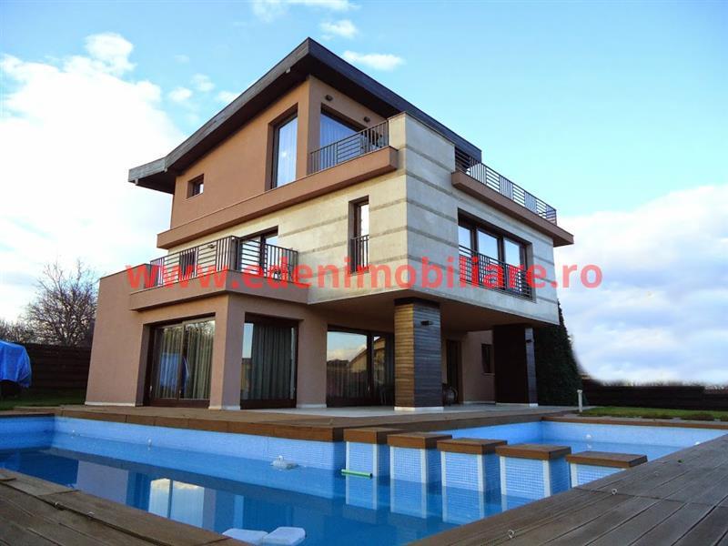 Casa/vila de vanzare in Cluj, zona Dambu Rotund, 885000 eur