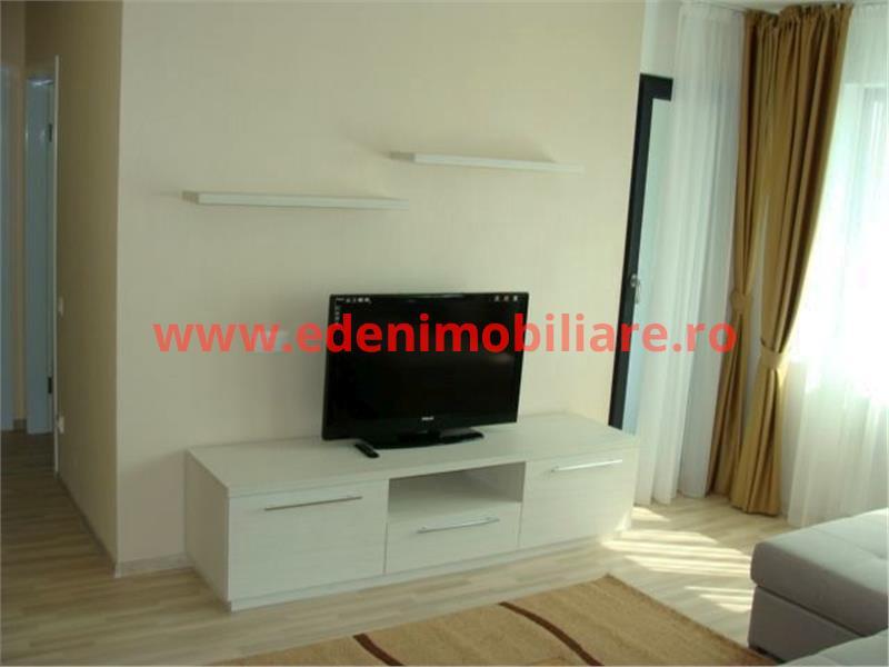 Apartament 2 camere de inchiriat in Cluj, zona Zorilor, 550 eur