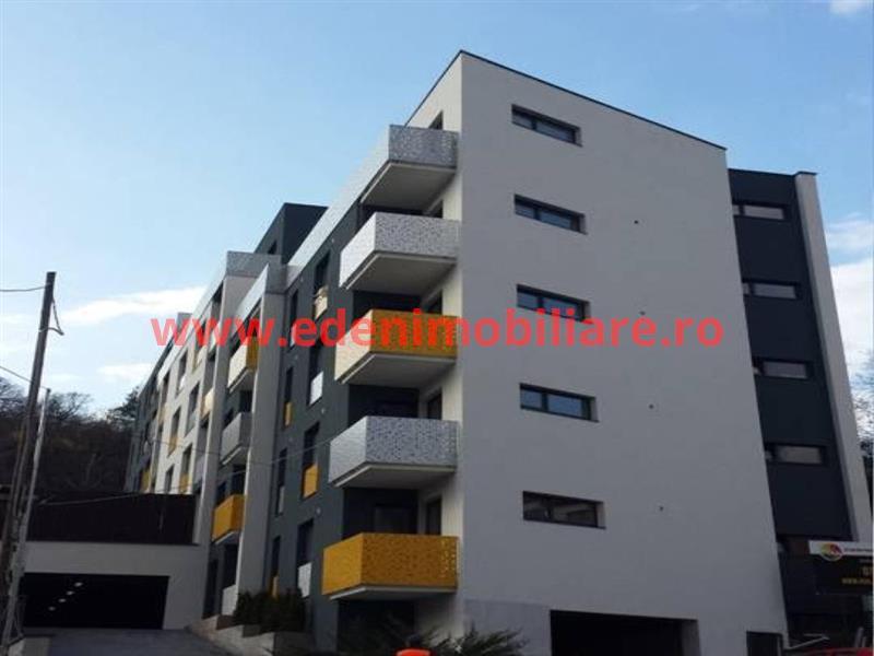 Apartament 3 camere de vanzare in Cluj, zona Grigorescu, 75000 eur