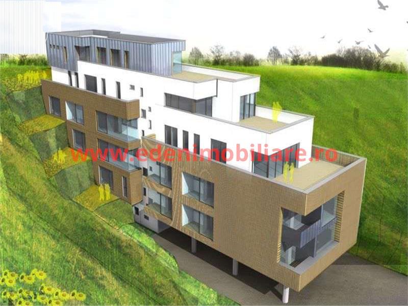 Apartament 1 camera de vanzare in Cluj, zona Grigorescu, 44000 eur