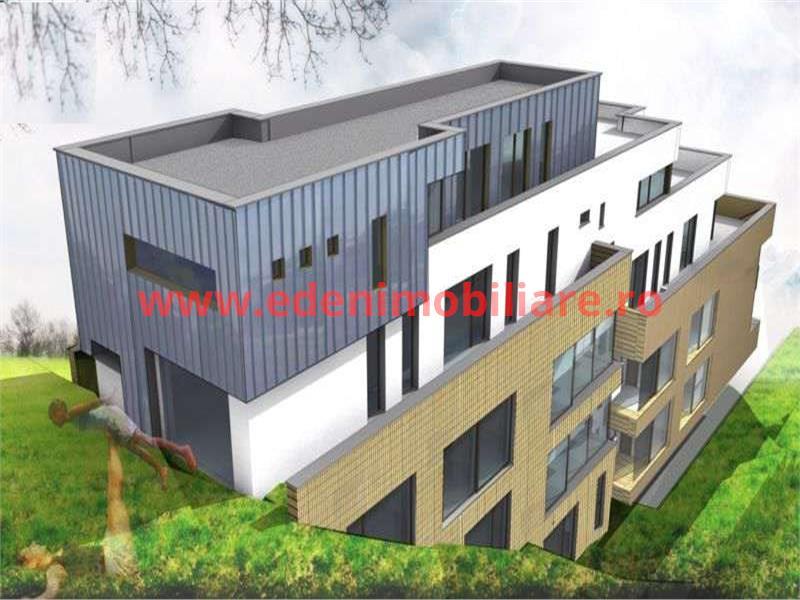 Apartament 4 camere de vanzare in Cluj, zona Grigorescu, 150000 eur
