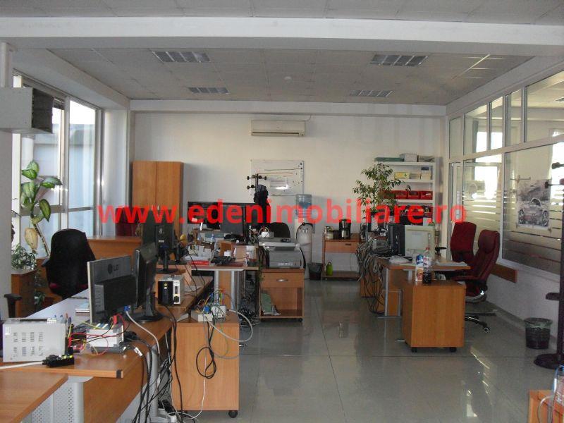 Spatiu de birou de inchiriat in Cluj, zona Marasti, 1350 eur