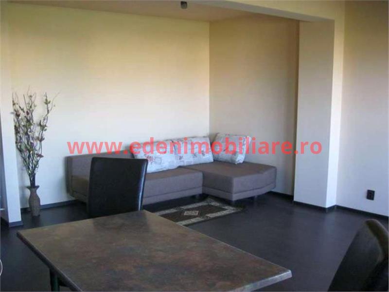 Apartament 2 camere de inchiriat in Cluj, zona Europa, 350 eur