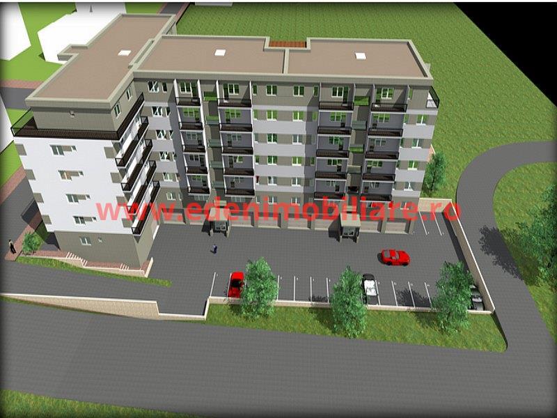 Apartament 3 camere de vanzare in Cluj, zona Marasti, 66000 eur