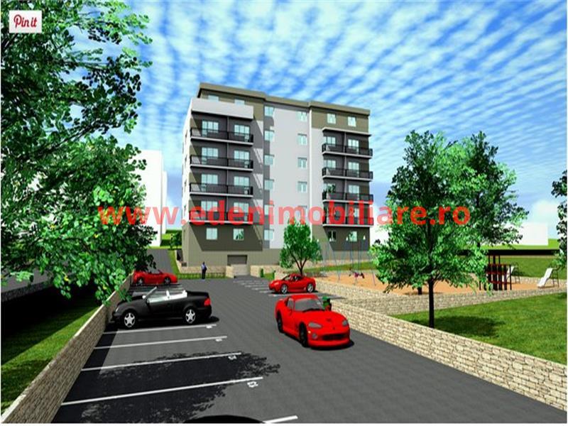 Apartament 2 camere de vanzare in Cluj, zona Marasti, 57200 eur