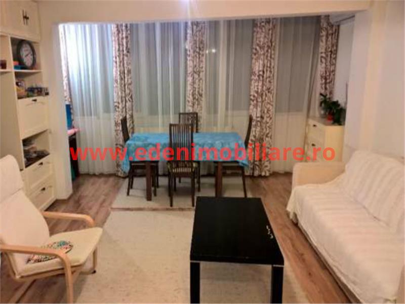 Apartament 2 camere de vanzare in Cluj, zona Buna-Ziua, 64000 eur