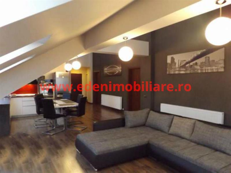 Apartament 3 camere de vanzare in Cluj, zona Buna-Ziua, 99000 eur