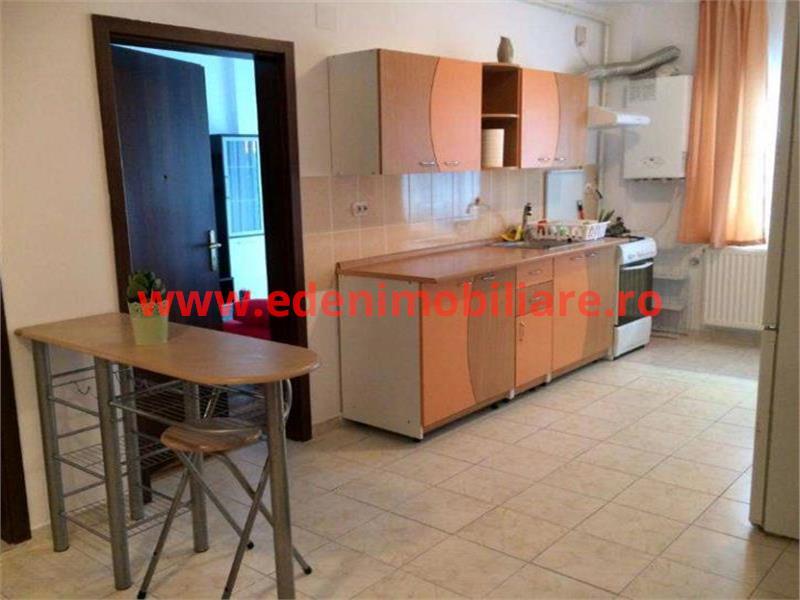 Apartament 2 camere de inchiriat in Cluj, zona Calea Turzii, 360 eur