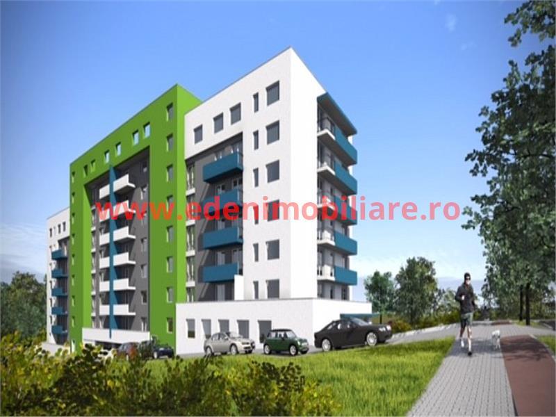Apartament 3 camere de vanzare in Cluj, zona Gheorgheni, 95250 eur
