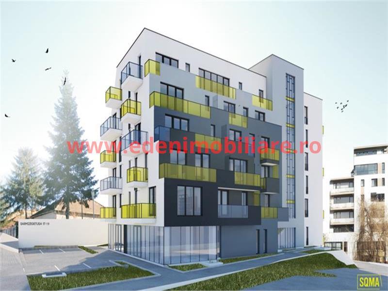 Apartament 1 camera de vanzare in Cluj, zona Marasti, 57000 eur