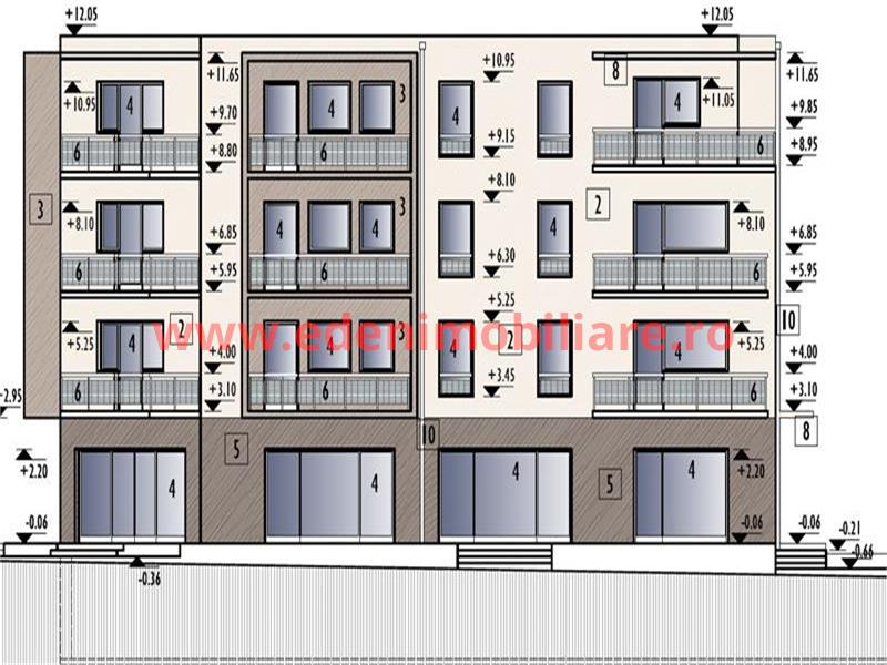 Apartament 2 camere de vanzare in Cluj, zona Gheorgheni, 72000 eur