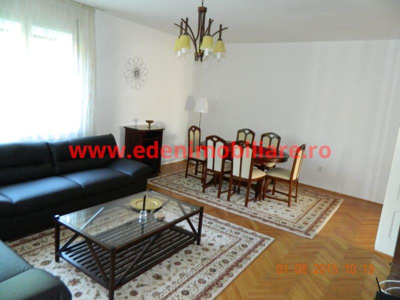 Apartament 4 camere de inchiriat in Cluj, zona Andrei Muresanu, 850 eur