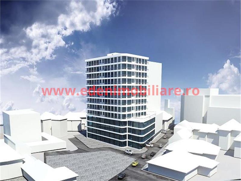 Apartament 3 camere de vanzare in Cluj, zona Centru, 1500 eur