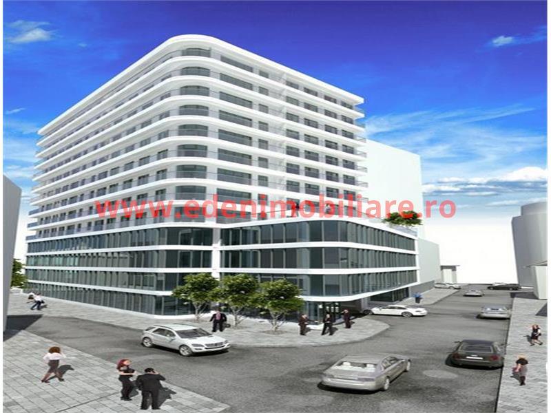 Apartament 4 camere de vanzare in Cluj, zona Centru, 1500 eur