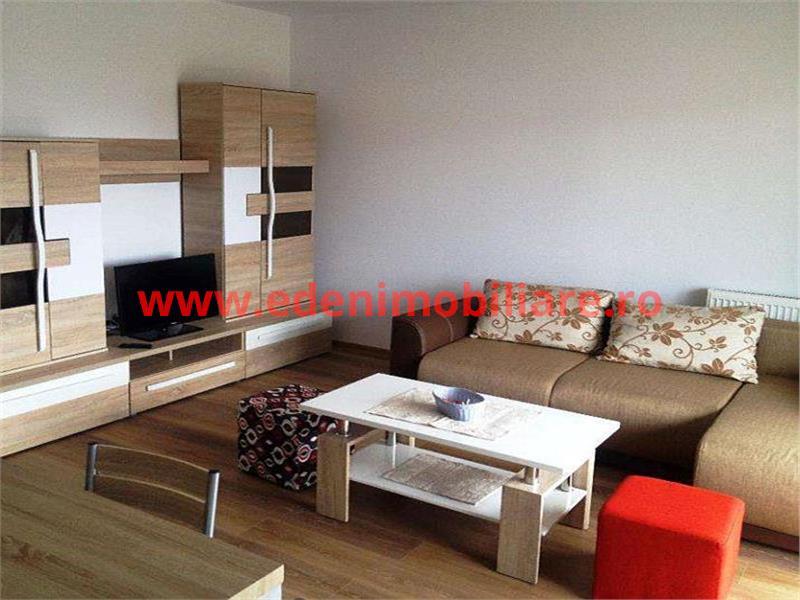 Apartament 3 camere de inchiriat in Cluj, zona Marasti, 540 eur