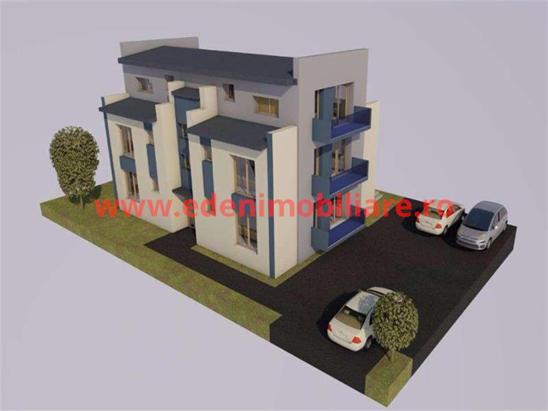 Apartament 2 camere de vanzare in Cluj, zona Borhanci, 65000 eur