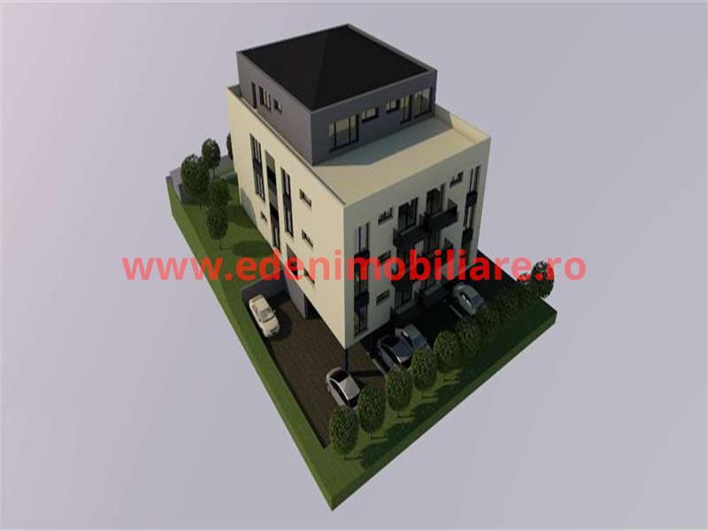 Apartament 3 camere de vanzare in Cluj, zona Borhanci, 77000 eur