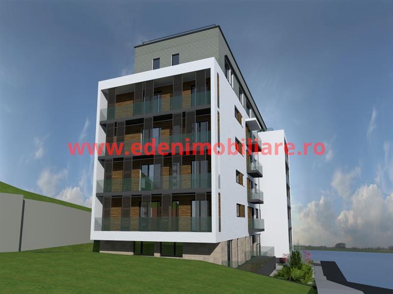 Apartament 3 camere de vanzare in Cluj, zona Zorilor, 75500 eur