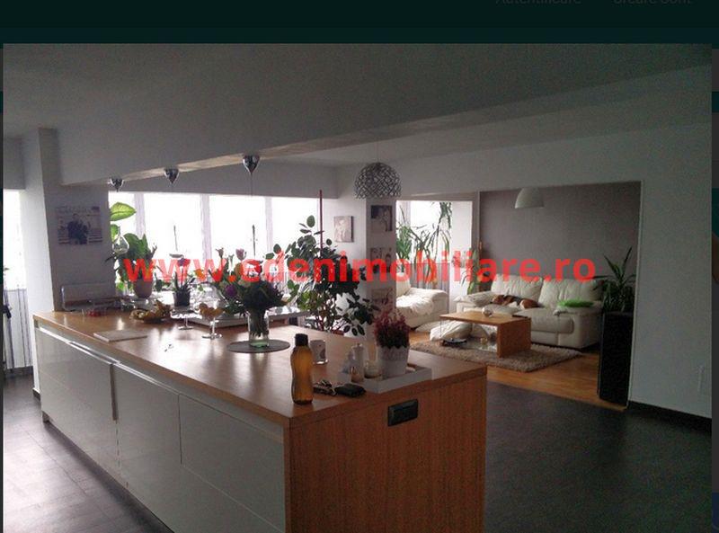 Apartament 4 camere de vanzare in Cluj, zona Manastur, 125500 eur
