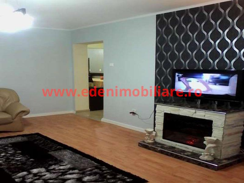 Apartament 3 camere de vanzare in Cluj, zona Grigorescu, 73500 eur