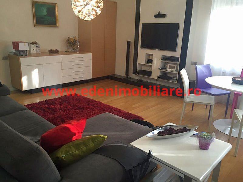 Apartament 2 camere de inchiriat in Cluj, zona Centru, 700 eur