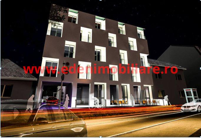 Apartament 2 camere de vanzare in Cluj, zona Marasti, 84000 eur